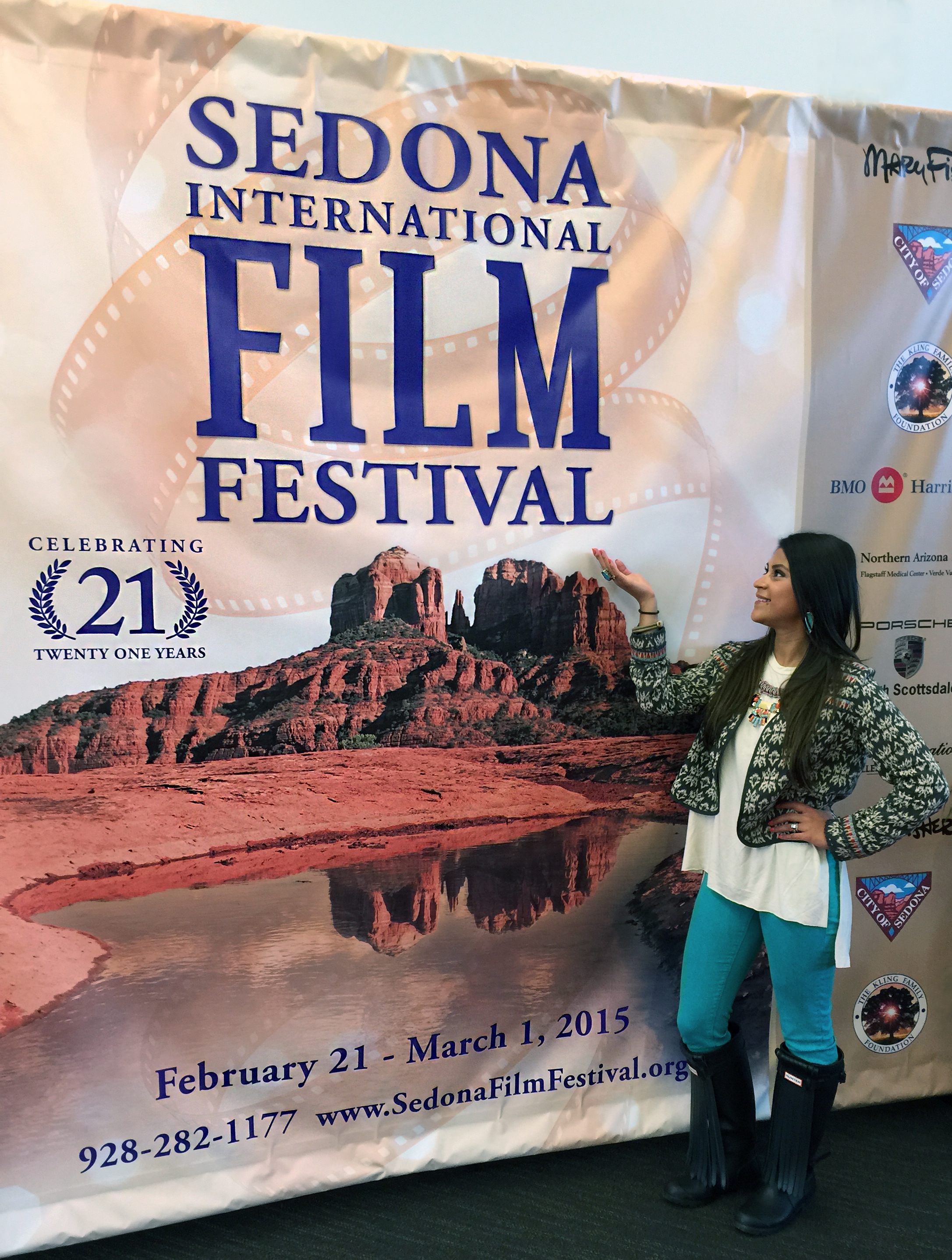 Sedona International Film Festival - Agile Ticketing