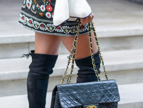 The Over the Knee Boot Craze