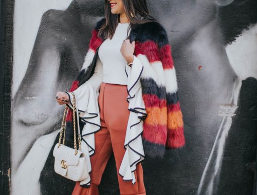 Orange Bell Bottoms: Why You Should Own a Pair