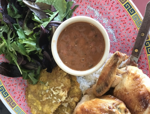 Bay Area Puerto Rican Cuisine