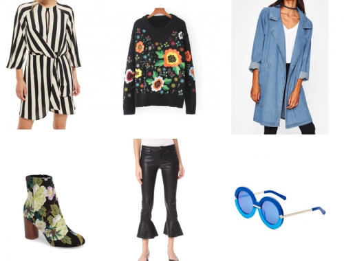 Wish List Wednesday: Fall Essentials
