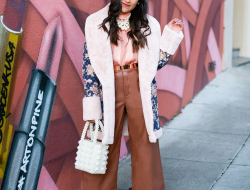 Add an Embroidered Jacket to your Holiday Attire