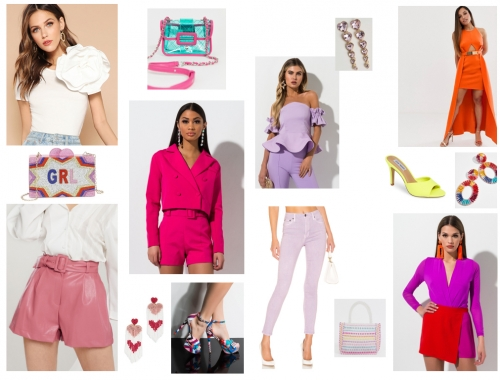 Wish List Wednesday: The Neon Trend