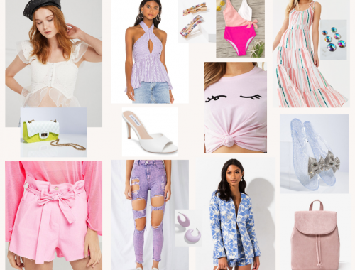Wish List Wednesday: Summer Favorites