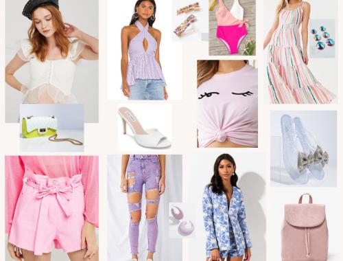 Wish List Wednesday: Summer Favorites