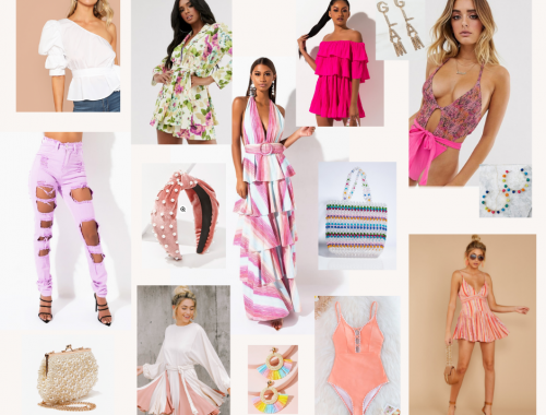 Wish List Wednesday: All Pinked Out