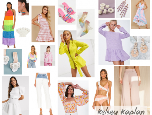 Wish List Wednesday: Spring Hues